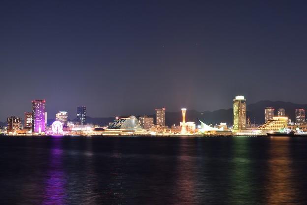 写真: 100万ドルの神戸