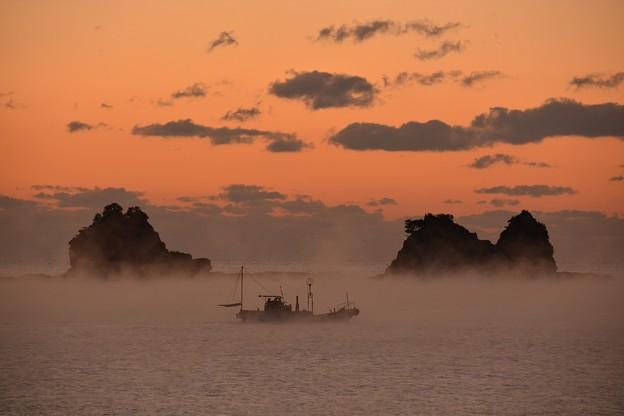 田原の海霧3