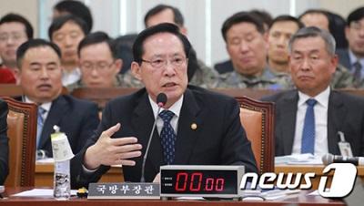 韓国国防部長官「JSAで北朝鮮の実弾が越えてきたのは初めて」(提供:news1)