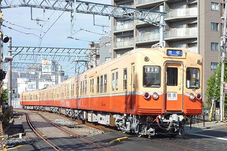 京成3300形赤電塗装 金町線
