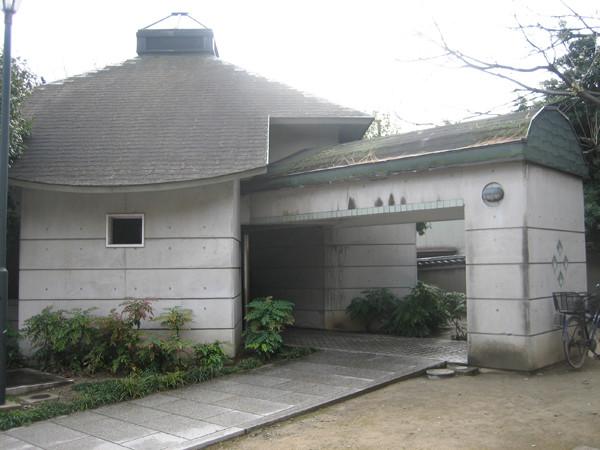 公衆便所/沼名前神社