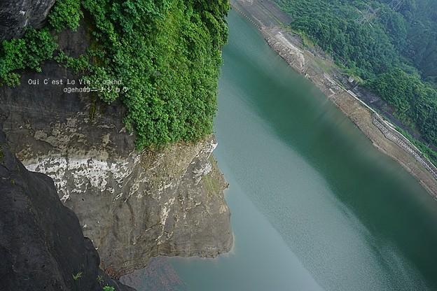 浦山ダム貯水率62%