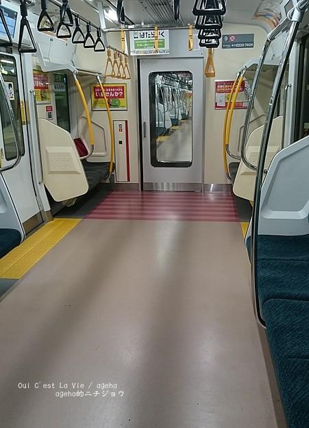 ナゾの貸し切り埼京線。