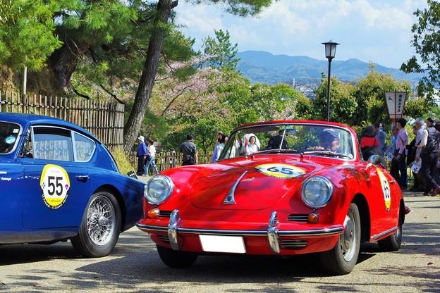 ポルシェ 356  SC  カブリオレ
