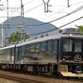 写真: 近鉄16200系青の交響曲