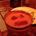 写真: トマト。に、なに入れたかは知らん(笑)、いい塩梅。