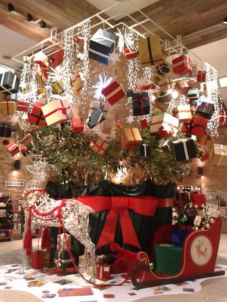 世間はもうクリスマスですか。