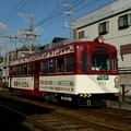 Photos: 阪堺電気軌道モ351形353号