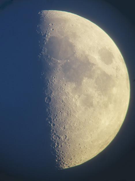 0701の月面X