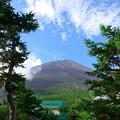 写真: 富士山より4