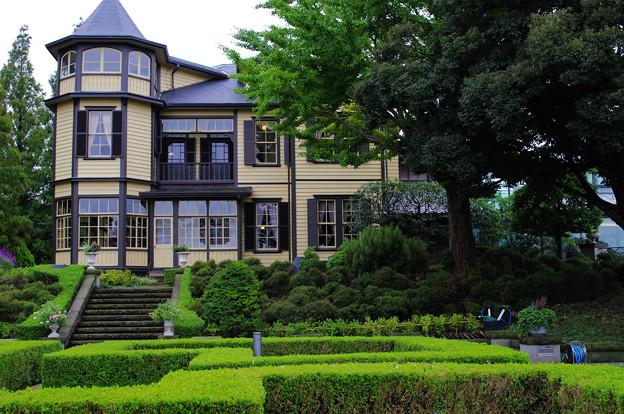 Photos: 外交官の家-外観