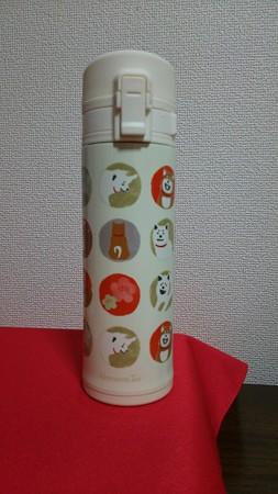 アフタヌーンティー犬ボトル