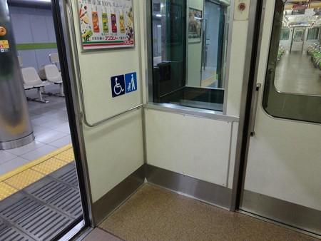 50-車椅子スペース