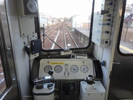TR1800-運転台