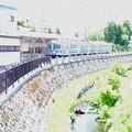 Photos: 川風を感じる駅