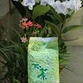 新茶の季節に咲く花