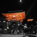 写真: 清水寺の玄関