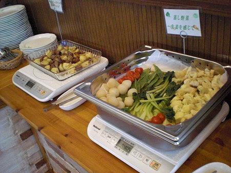 温かい料理1