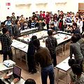 Photos: 2010-1212 ロボットの大会