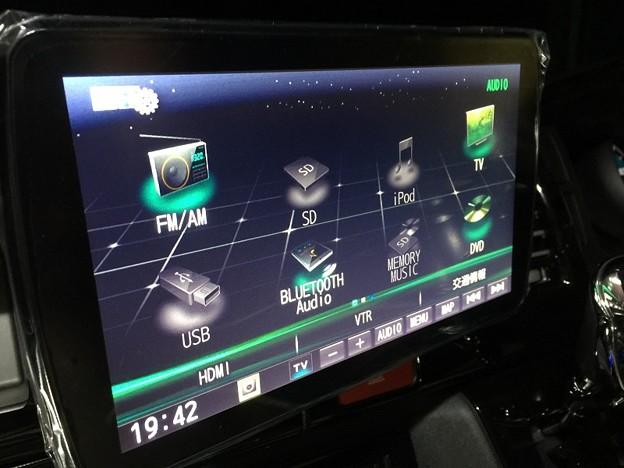 Panasonic Strada CN-F1XD_1