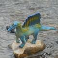 写真: アニアAL-15 スピノサウルス