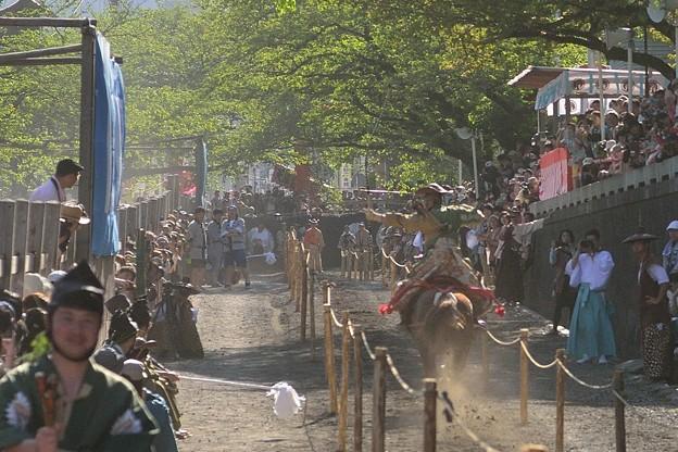 浅間大社流鏑馬祭 5月5日
