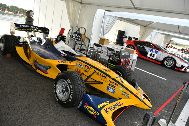 KYGNUS SUNOCO TEAM Le Mans SF13