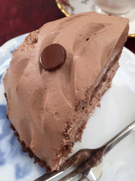 くまさんケーキ・カット1