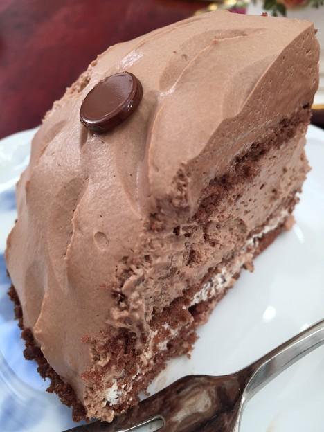 くまさんケーキ・カット2