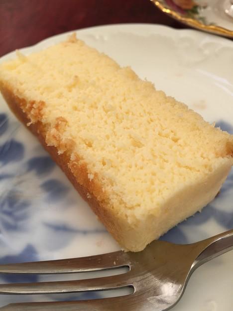 チーズスフレ1