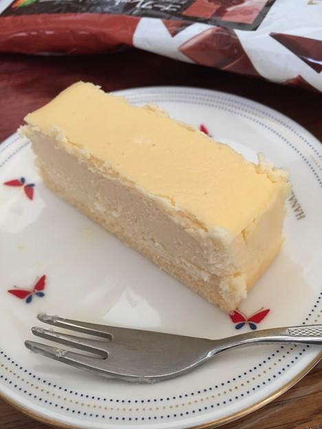 濃厚チーズケーキ1