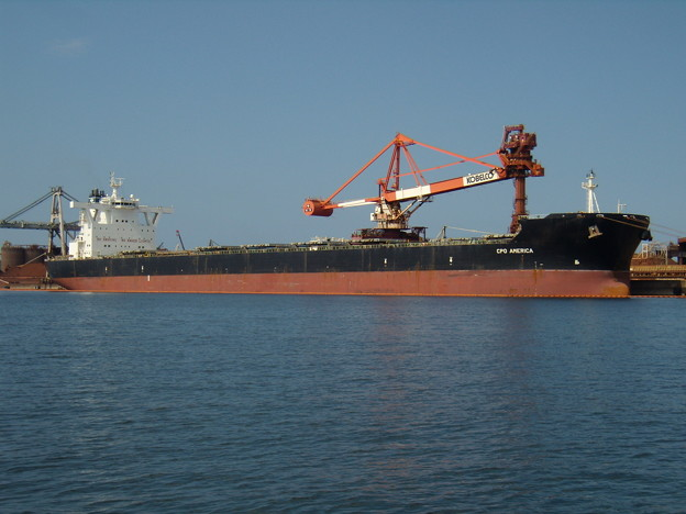 Bulk carrier - CPO AMERICA
