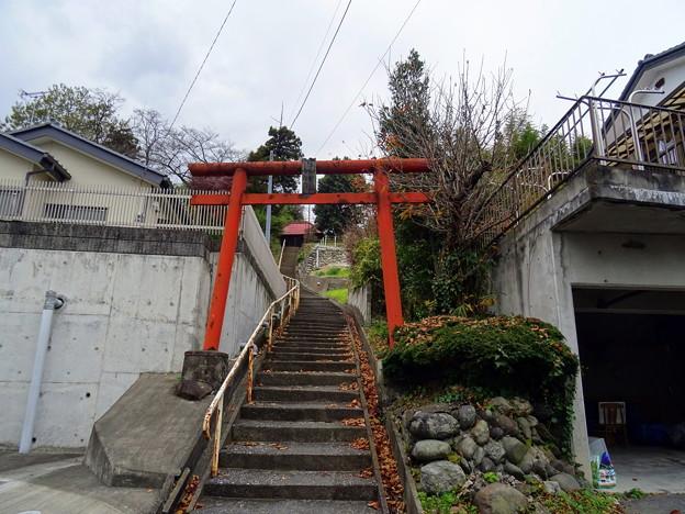 根小屋17 白山神社