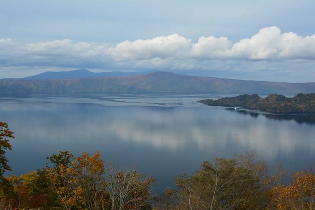 写真: 十和田湖