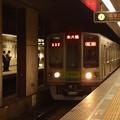 都営新宿線馬喰横山駅2番線 都営10-270F各停本八幡行き進入