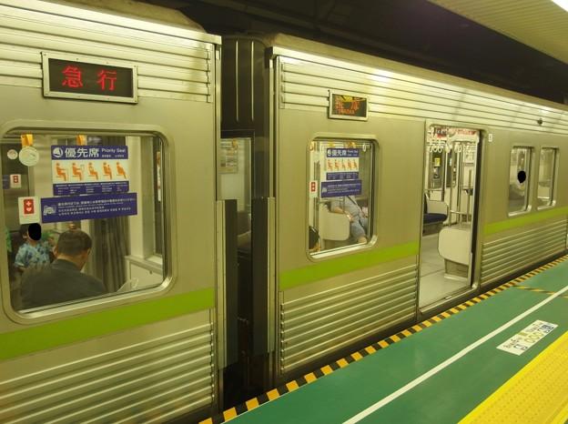 都営新宿線本八幡駅1番線 都営10-250F急行笹塚行き(2)