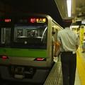 Photos: 都営新宿線篠崎駅2番線 都営10-380F急行本八幡行き停止位置よし