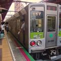 Photos: 都営新宿線船堀駅1番線 都営10-250F急行笹塚行き停止位置よし