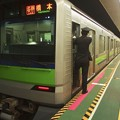 Photos: 都営新宿線一之江駅1番線 都営10-480F各停橋本行き側面よし