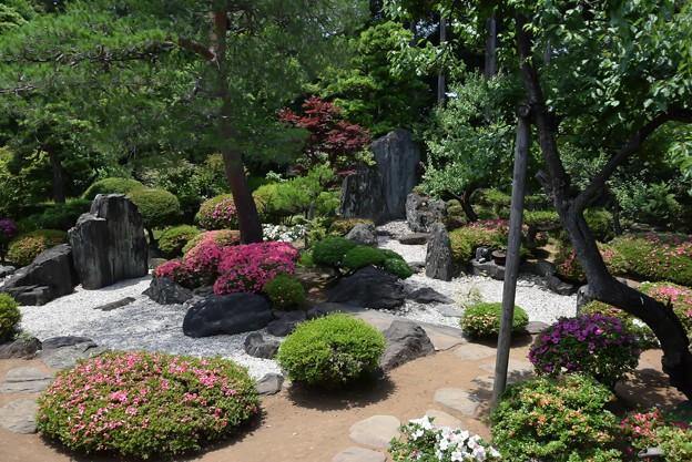遠州流庭園