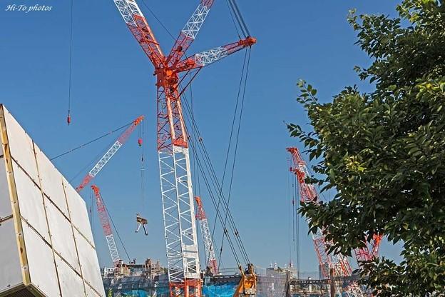 新国立競技場の建設