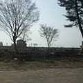 Photos: 岩手県野田村の津波被災現場1