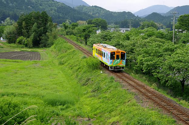 シーズンオフの樽見鉄道(3)