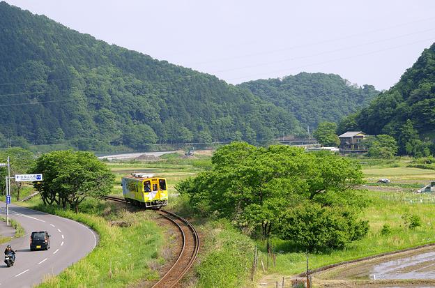 シーズンオフの樽見鉄道(5)