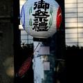 小日向神社お祭り提灯