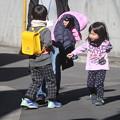 幼稚園からノ帰り道