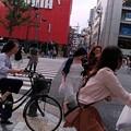 写真: スマホで街歩き2