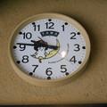 写真: たま駅長時計