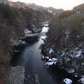 写真: 橋から