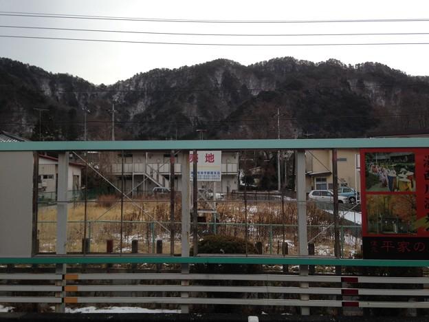 鬼怒川温泉駅から